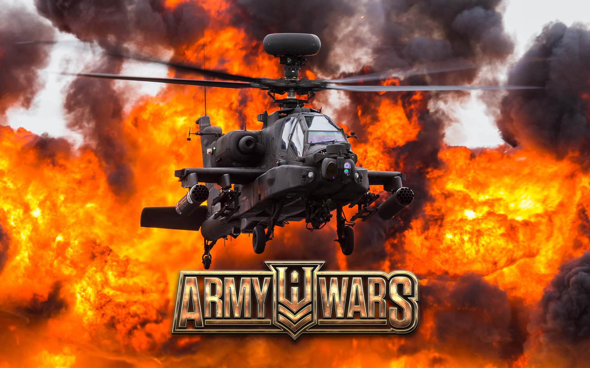Army Wars MMORTS Free to Play Game