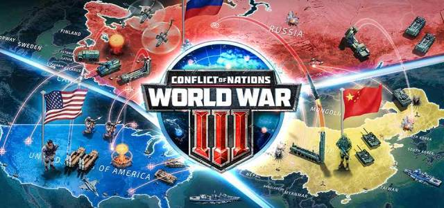 Conflict of Nations WWIII Free Starter Pack
