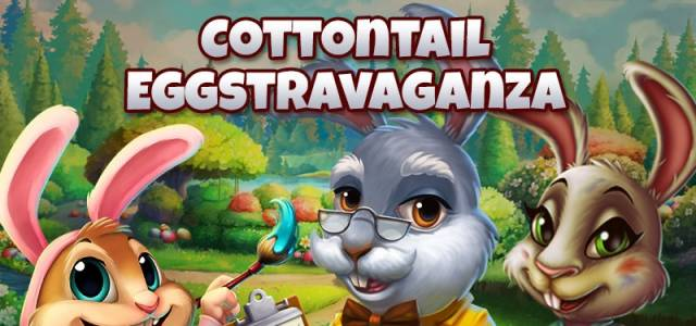 Farmerama Cottontail Eggstravaganza