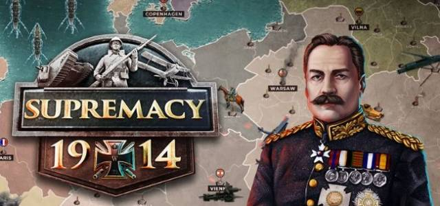 Supremacy 1914 Free Starter Pack and event