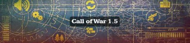 Call of War 1.5 Balancing Test