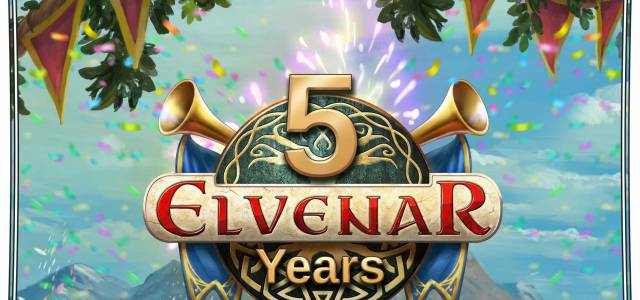Elvenar Celebrates Fifth Anniversary