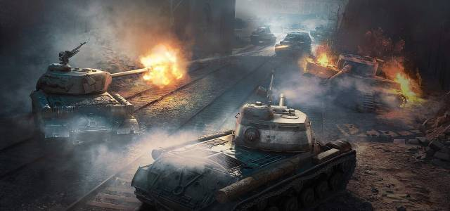 New World of Tanks Mode Inspired by the 75th Anniversary of VE Day