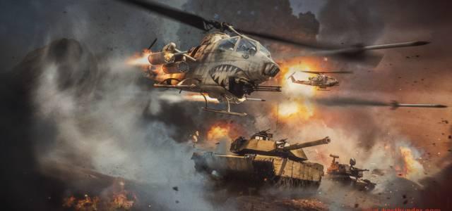 WarThunder event Pentagon vs. Euro Forces vs. Minoboron