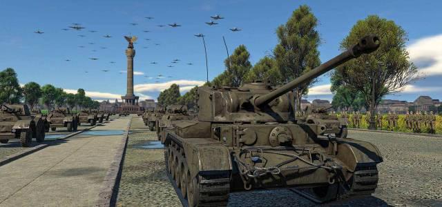 War Thunder Berlin Victory Parade
