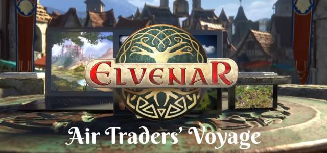 Elvenar The Air Traders are coming