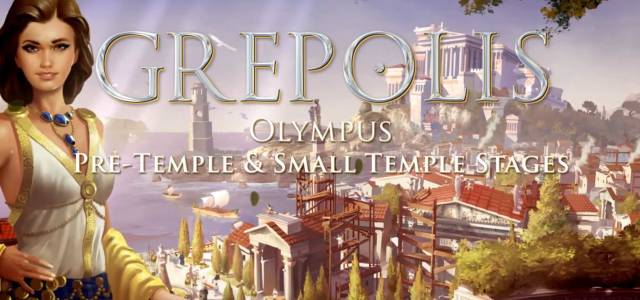 Grepolis new game mode Olympus