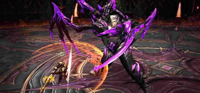 Tera New Draakon Arena Dungeon