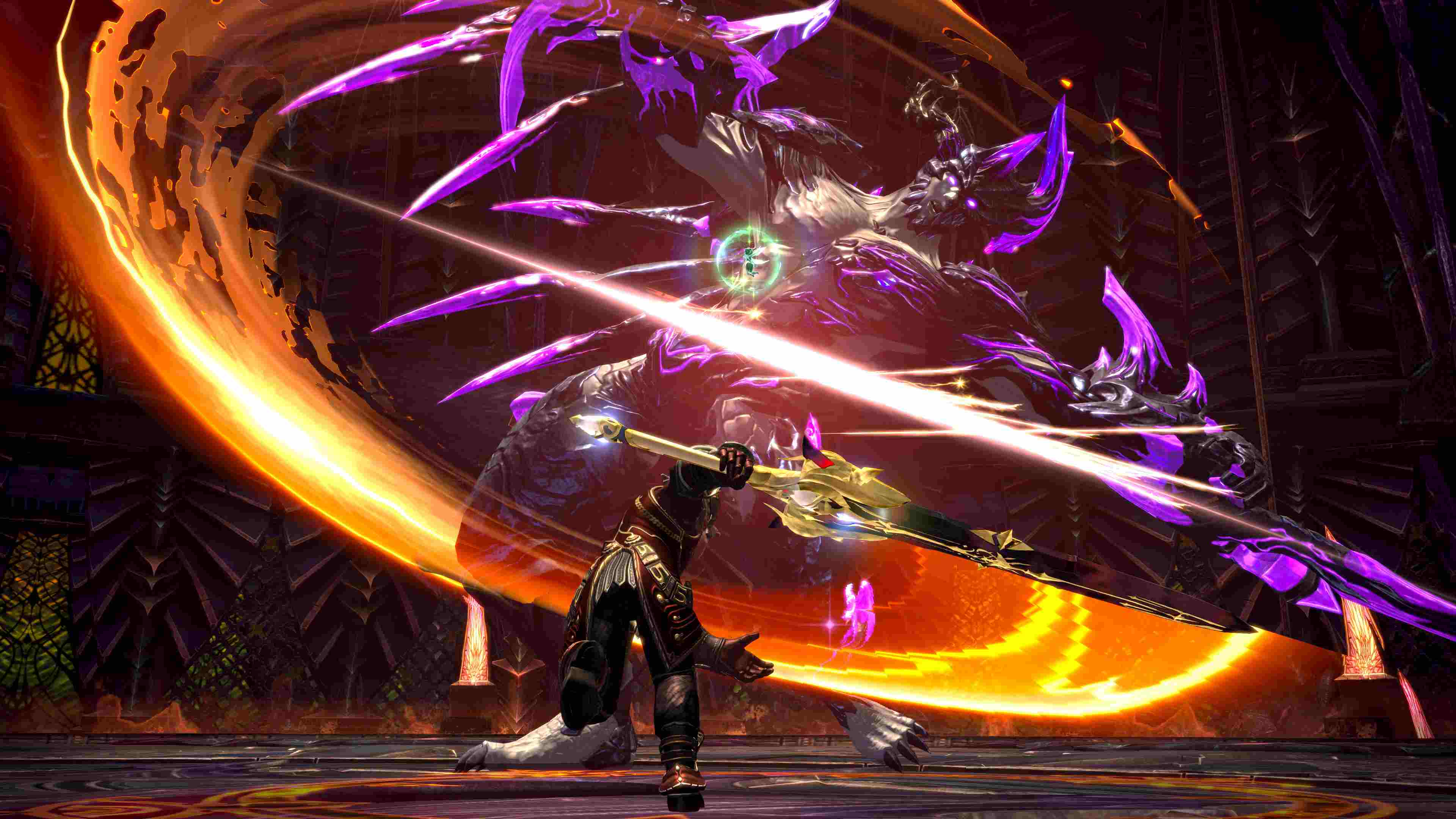 Tera Halloween Event 2020 Levvel New Awakening Update For TERA On Xbox One And PlayStation 4