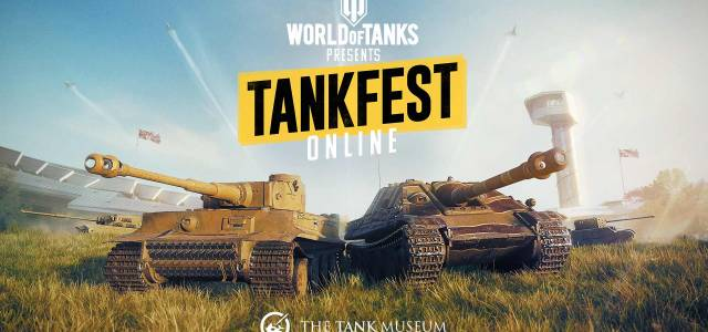 World of Tanks Tankfest Online 2020