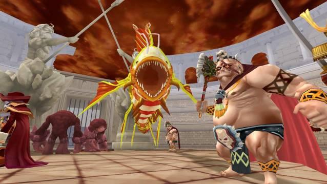 Grand Fantasia Guild Dungeon - Anime MMORPG Free-to-Play screenshot