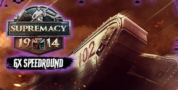 Supremacy 1914 6xSpeedround Event on F2P