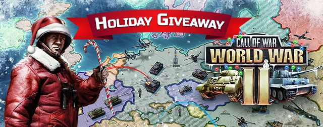 Call of War Free Giveaway here on F2P