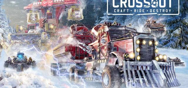 Crossout Christmas Events