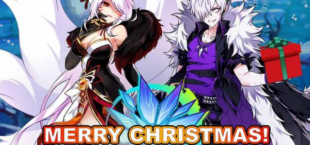 Elsword Christmas event Elsword: The El Search Party Leaps Its Way into Elsword