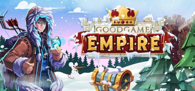 Goodgame Empire Free X-Mas gift here on F2P