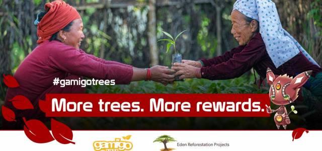 Reforestation Gamigo and Eden Reforestation