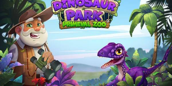 Dinosaur Park Primeval Zoo pre-register