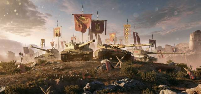 World of Tanks Update 1.11.1