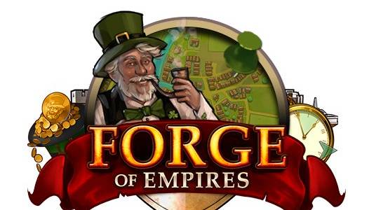 Forge of Empires St Patrick day