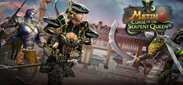 Metin2 Curse of the Serpent Queen update