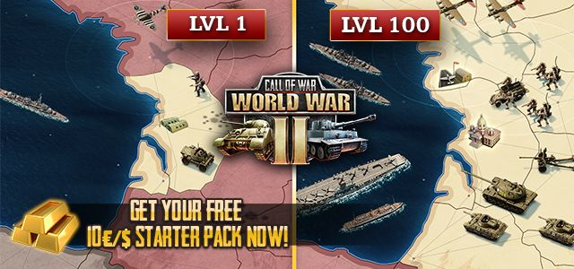 Call of War free pack