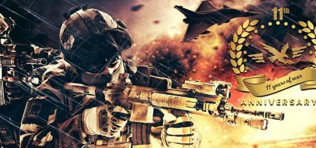 Desert Operations 11th Anniversary
