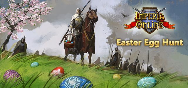 Imperia Online The Egg Hunt