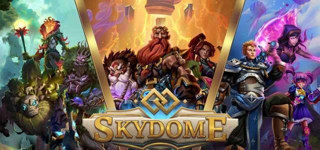 Skydome MOBA Game