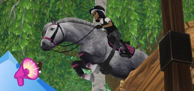 Star Stable New race in Greendale