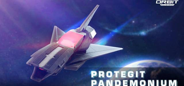 DarkOrbit Protegit Pandemonium