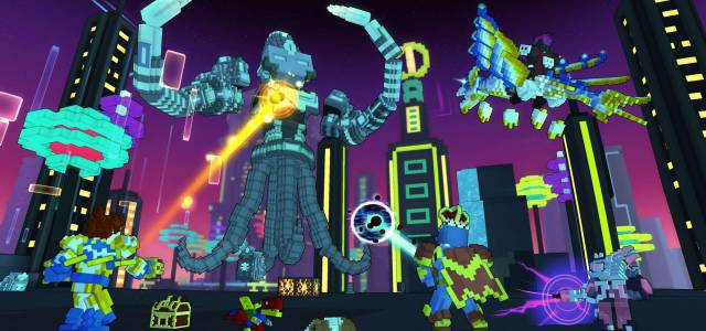 Trove coming to Nintendo Switch