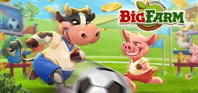 Big Farm Football Event 2021