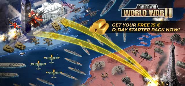 Call of War D-Day Starter Pack
