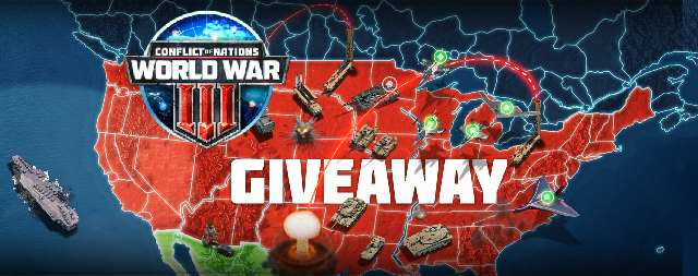 Conflict of Nations Summer Giveaway