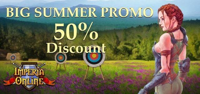 Imperia Online Summer promo