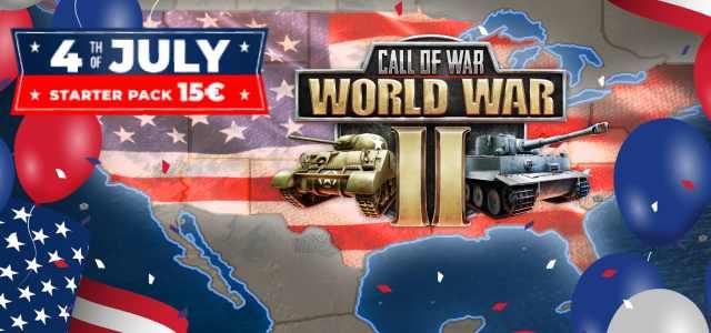 Call of War Free Starter Pack