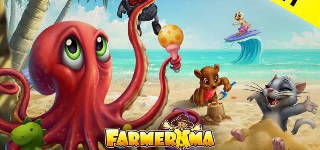 Farmerama Octo-tastic Daycare