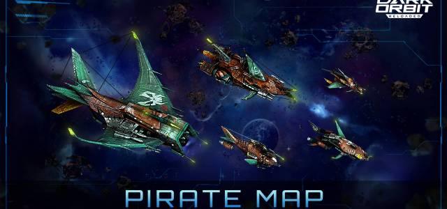 DarkOrbit Pirate Map Expansion