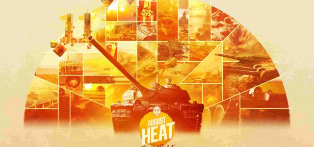 World of Tanks the August Heat