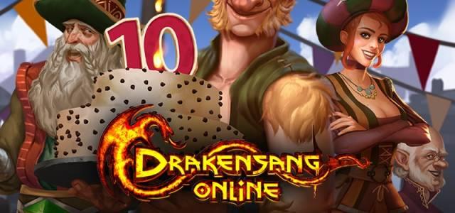 Drakensang Online Dracanian Anniversary Festival