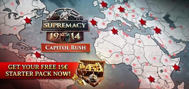 Supremacy 1914 Starter Pack