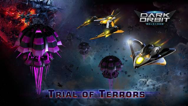 DarkOrbit Trial of Terrors