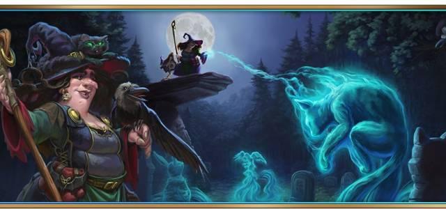 Misty Forest Halloween in Elvenar Misty Forest: Halloween Event begins in Elvenar