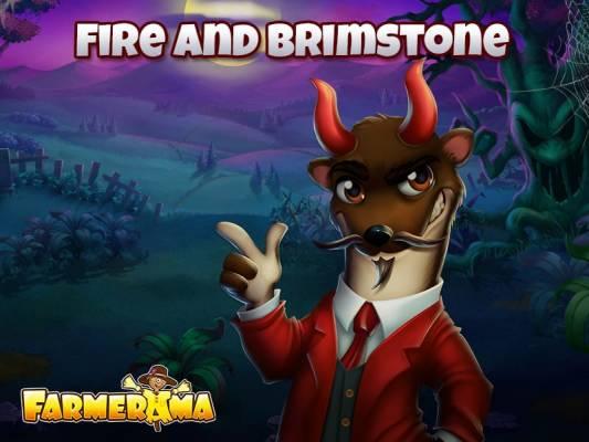 Farmerama Fire and Brimstone