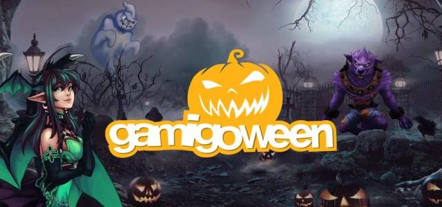 Halloween in Gamigo Games