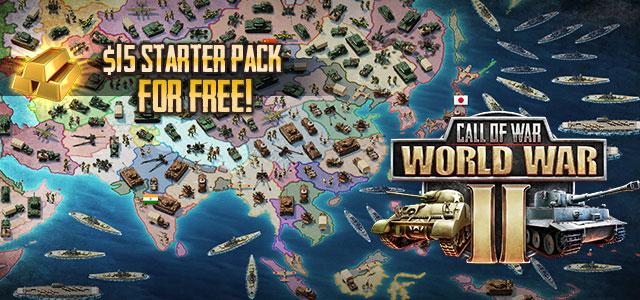 Starter Pack for Call of War